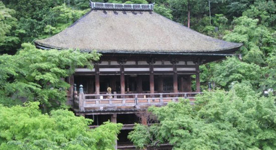 how to get to kiyomizudera from kyoto station